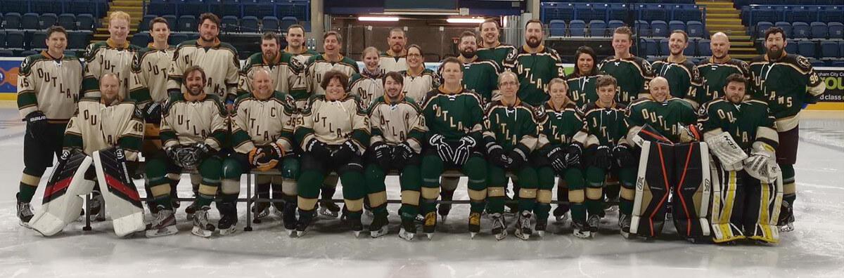Outlaws Team Photo